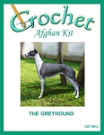 The Greyhound Crochet Afghan Kit