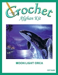Moon Light Orca Crochet Afghan Kit