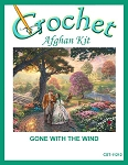 Gone With The Wind Crochet Afghan Kit