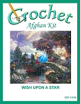 Wish Upon A Star Crochet Afghan Kit