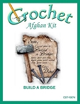 Build A Bridge Crochet Afghan Kit