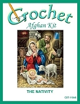 The Nativity Crochet Afghan Kit