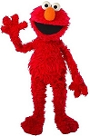 Elmo Crochet Pattern