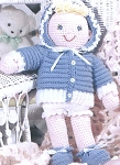 My First Baby Doll Crochet Pattern