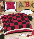 Game Pillow Crochet Pattern