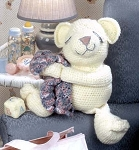 Blanket Bear Crochet Pattern