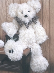 The Teddy Bear Crochet Pattern