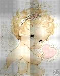 Angel Baby Crochet Pattern