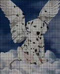 Dalmation Angel Puppy Crochet Pattern