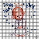 It's Me Again Lord Crochet Pattern