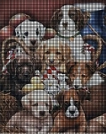Basket Full Of Puppies Crochet Pattern