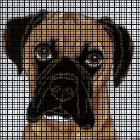 boxer not cropped crochet pattern