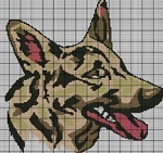 Herd Dog Crochet Pattern