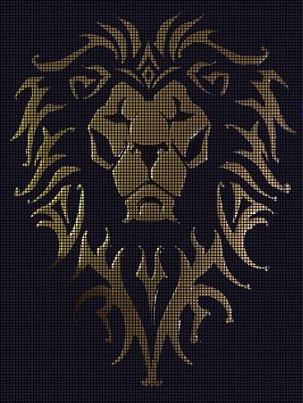 Golden Lion Crochet Pattern