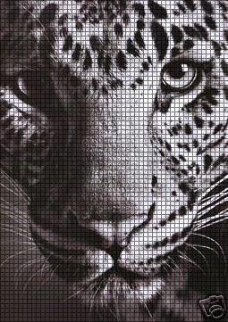 Panthera Crochet Pattern