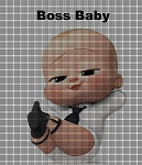 Boss Baby Crochet Pattern