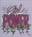 Girl Power Crochet Pattern