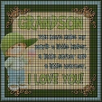 Grandson Crochet Pattern