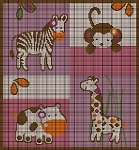 The Little Animals Crochet Pattern