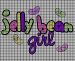 Jelly Bean Girl Crochet Pattern