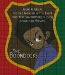 Huey & The Boondocks Crochet Pattern