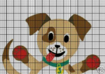 Baby Einstein Dog Crochet Pattern