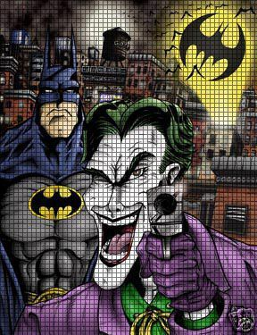 The Joker Crochet Pattern