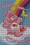 Care Bears A Little Love Crochet Pattern