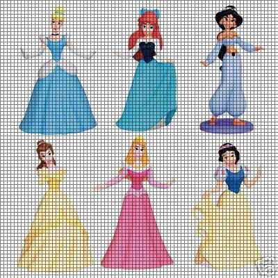 Disney Cross Stitch Patterns   eBay - Electronics, Cars