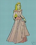 Aurora Sleeping Beauty Crochet Pattern