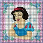 Disney Princess Snow White Crochet Pattern
