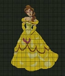 Pretty Belle Crochet Pattern