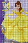 Princess Belle Crochet Pattern