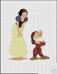 Snow White & Grumpy Crochet Pattern
