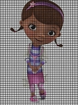 Doc McStuffins - That's Me Crochet Pattern