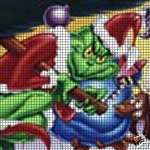 A Very Grinch Christmas Crochet Pattern