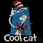 Cool Cat In The Hat Crochet Pattern