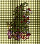 Grinch Christmas Tree Crochet Pattern