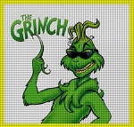 The Grinch Crochet Pattern