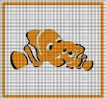 Finding Nemo Pat On The Head Crochet Pattern