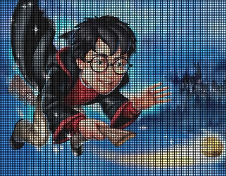 Harry Potter Crochet Pattern