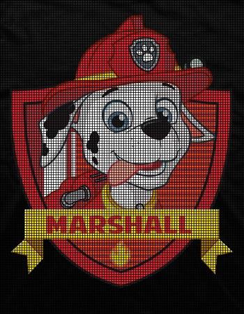 Marshall Crochet Pattern