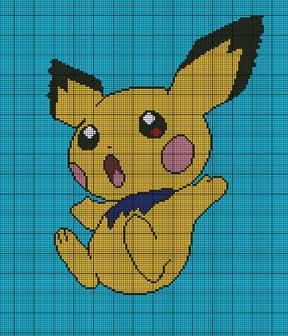 Pokemon Crochet Pattern