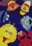 Our Group Picture Crochet Pattern