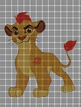 Lion Guard - Kion Crochet Pattern