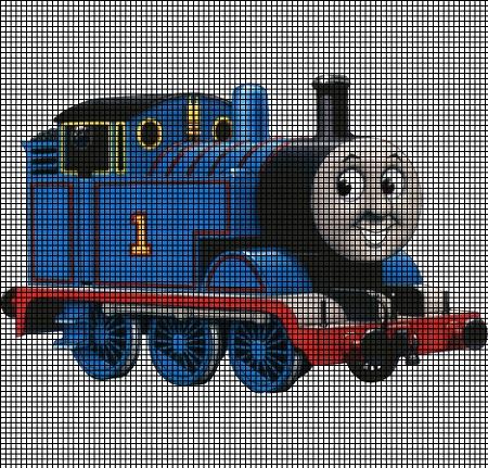 Pin Thomas Train Knitting Pattern Images To Pinterest