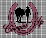 Cowgirl Up Crochet Pattern