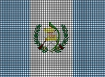 Guatemala Flag Crochet Pattern