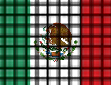 mexico flag images