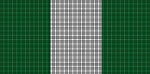 Nigeria Flag Crochet Pattern